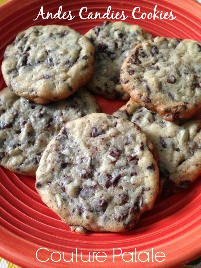 Andes Candies Cookies